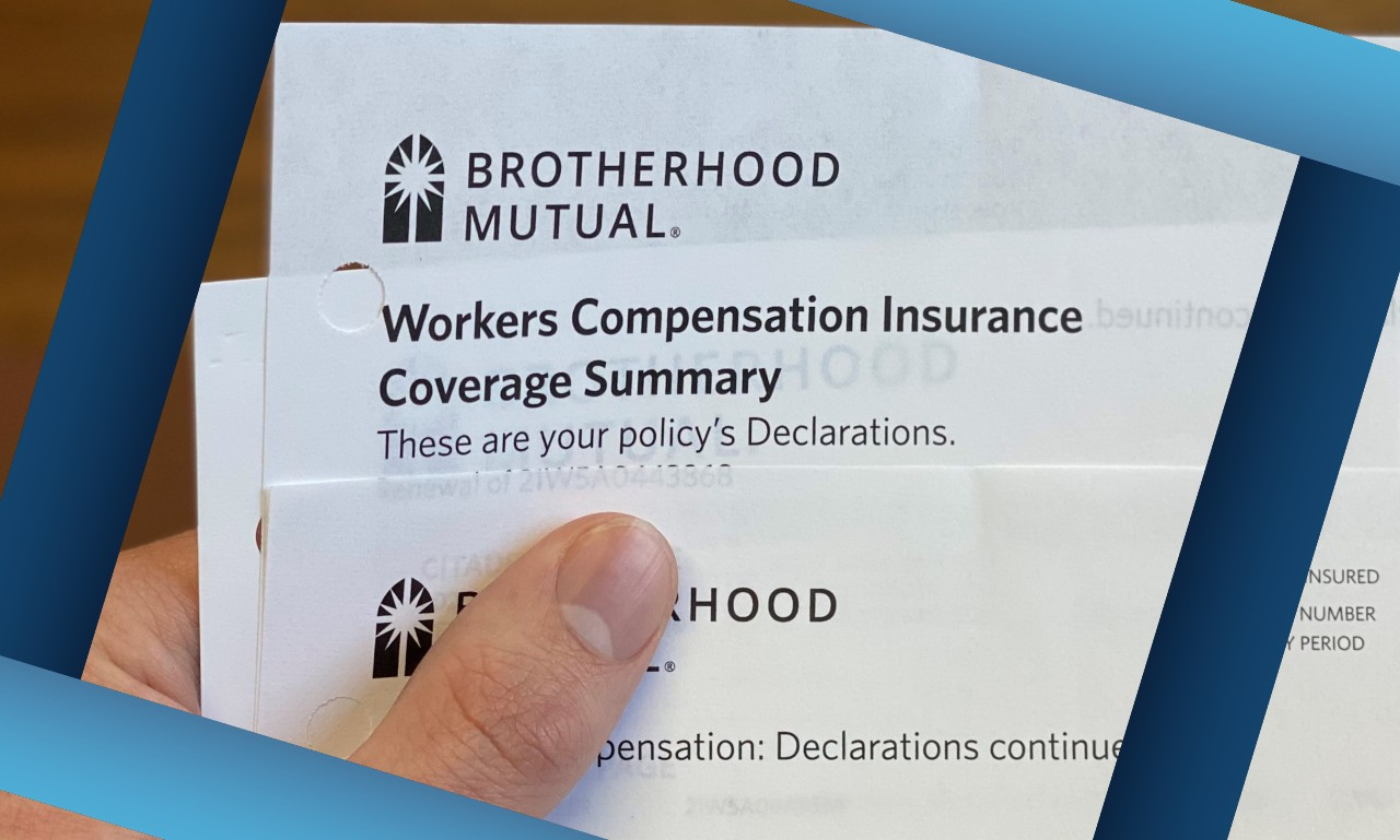 Workers Compensation Declaration Pages